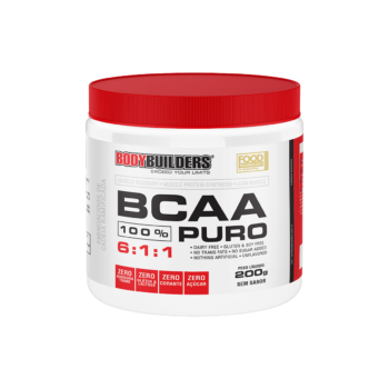 BCAA POWDER 100% PURO 6:1:1