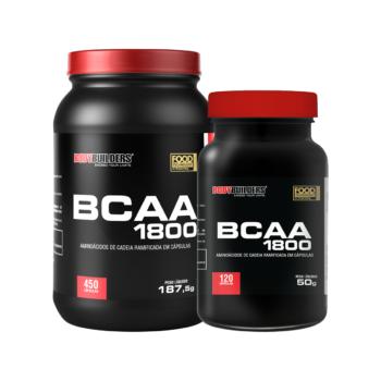 BCAA 1800 – 450caps