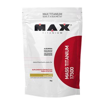 MASS TITANIUM 17500 3kg – Leite Condensado