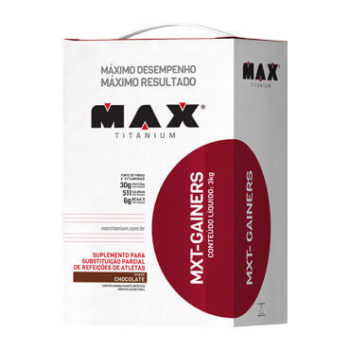 MXT GAINERS 3Kg – Chocolate