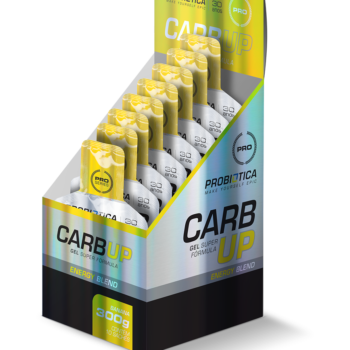 CARBUP Gel Super Fórmula Banana