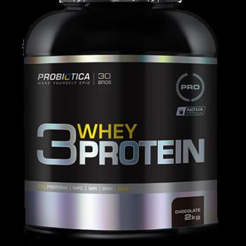 3 Whey Protein 2Kg Chocolate