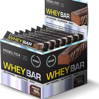 WHEY Bar Chocolate