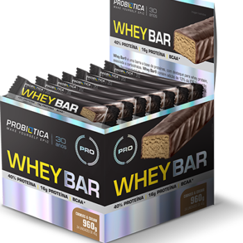 WHEY Bar Cookies&Cream